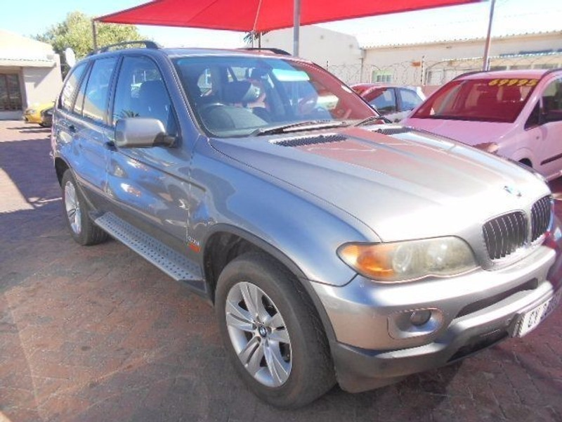 used bmw x5 a t for sale in western cape. Black Bedroom Furniture Sets. Home Design Ideas