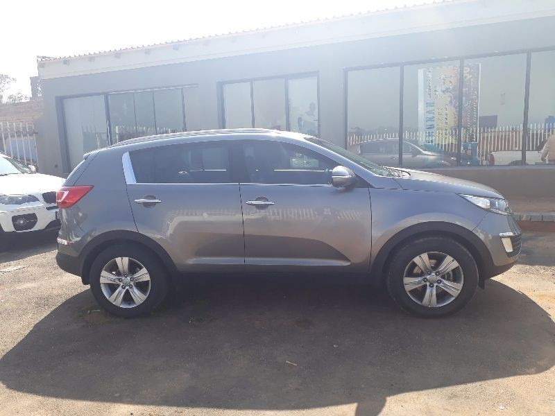 Used Kia Sportage Finance Available Call Now For More