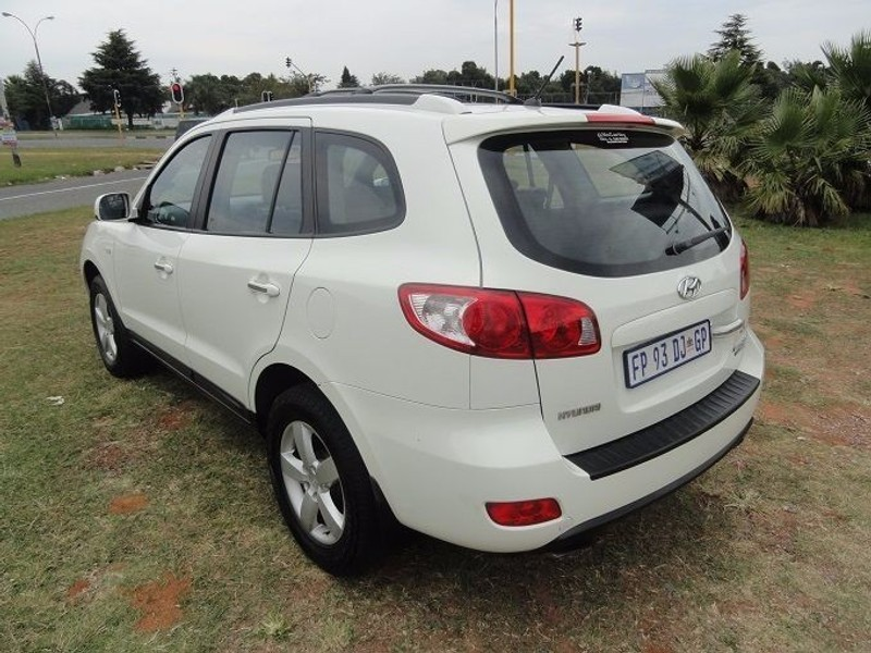 used hyundai santa fe 2 2 crdi a t 4x4 for sale in gauteng. Black Bedroom Furniture Sets. Home Design Ideas