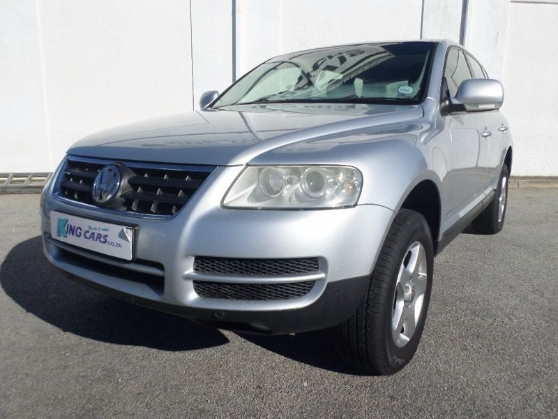 used volkswagen touareg r5 2 5 tdi for sale in eastern cape id 1940209. Black Bedroom Furniture Sets. Home Design Ideas