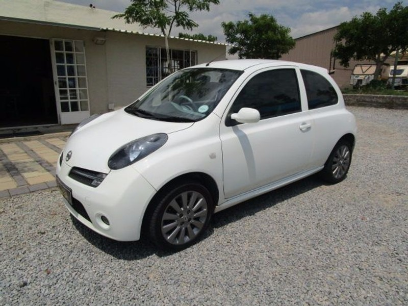 used nissan micra 1 4 acenta 5dr d63 74 for sale in gauteng id 1940401. Black Bedroom Furniture Sets. Home Design Ideas