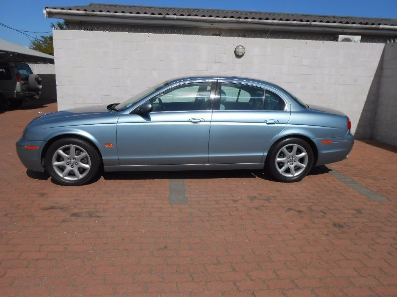 used jaguar s type 4 2 v8 a t for sale in western cape. Black Bedroom Furniture Sets. Home Design Ideas