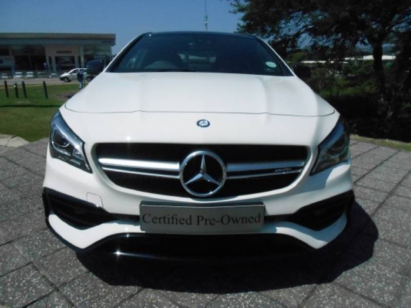 Used mercedes benz cla class 45 amg for sale in mpumalanga for Used mercedes benz cla class