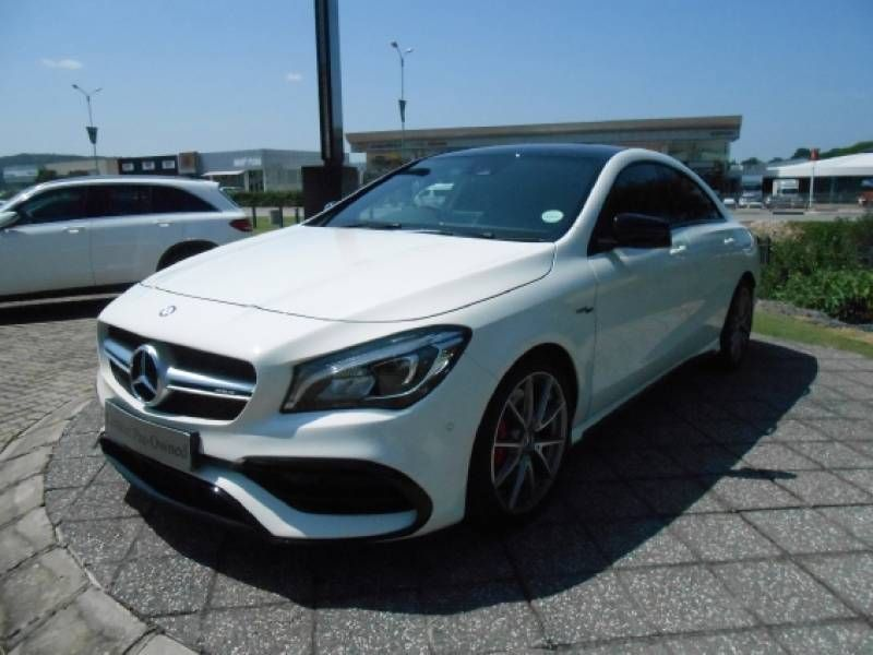 used mercedes benz cla class 45 amg for sale in mpumalanga