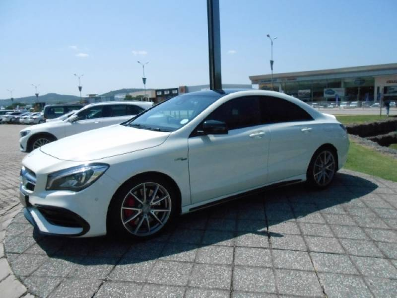 Used mercedes benz cla class 45 amg for sale in mpumalanga for Mercedes benz of greensboro used cars