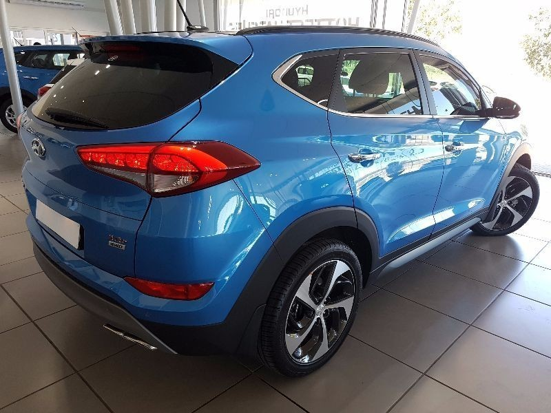 used hyundai tucson 1 6 turbo awd automatic for sale in. Black Bedroom Furniture Sets. Home Design Ideas