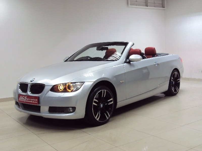 used bmw 3 series 335i convertible m sport auto e93 red seats for sale in gauteng. Black Bedroom Furniture Sets. Home Design Ideas