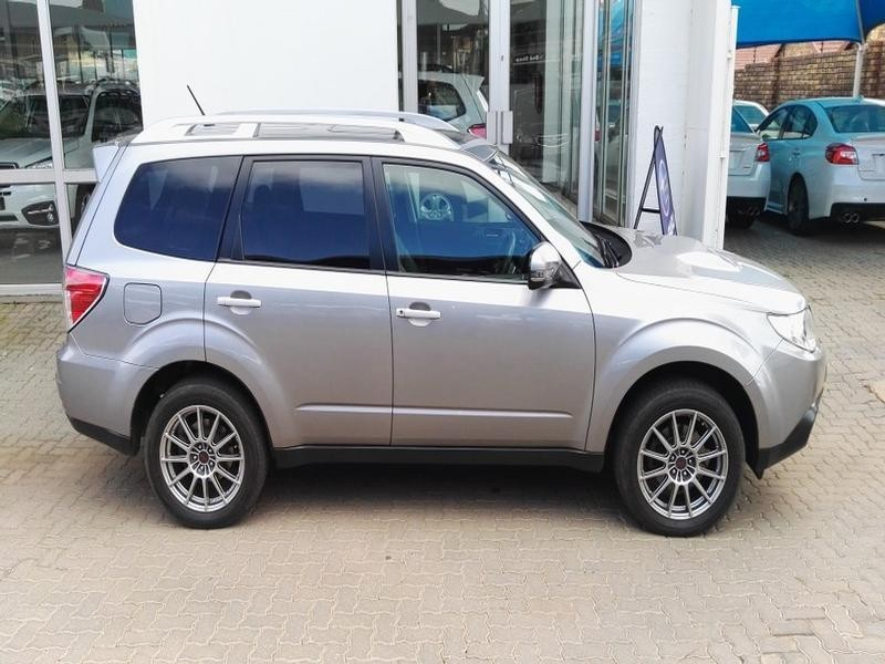 used subaru forester 2 5 s edition a t for sale in gauteng id 1940989. Black Bedroom Furniture Sets. Home Design Ideas
