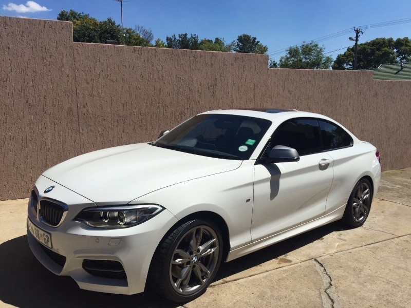 used bmw 2 series m235i auto for sale in gauteng id 1941009. Black Bedroom Furniture Sets. Home Design Ideas