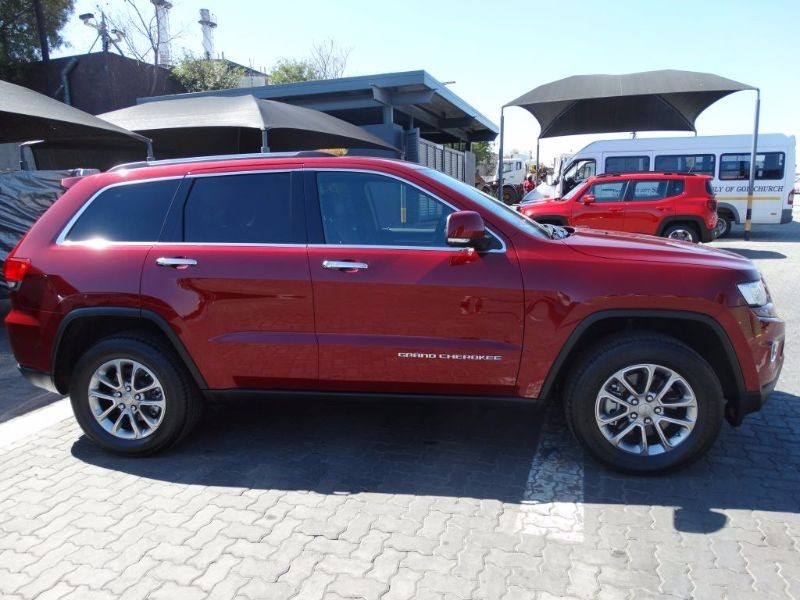 Used Jeep Grand Cherokee 3.0L V6 CRD LTD for sale in Limpopo - Cars.co ...