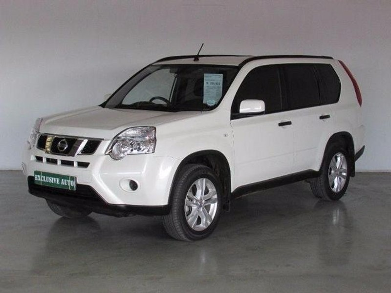 used nissan x trail 2 0 4x2 xe r79 r85 for sale in gauteng id 1942069. Black Bedroom Furniture Sets. Home Design Ideas