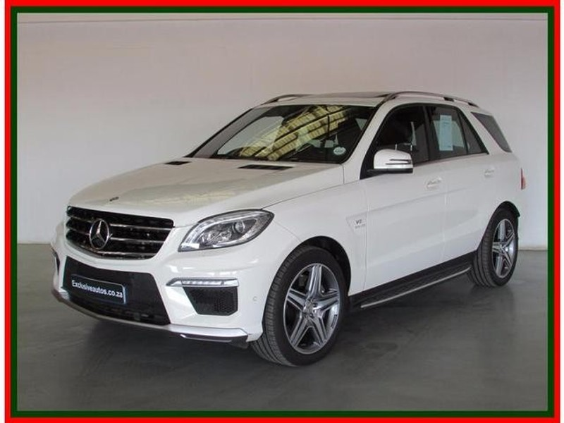used mercedes benz m class ml 63 amg for sale in gauteng id 1942073. Black Bedroom Furniture Sets. Home Design Ideas