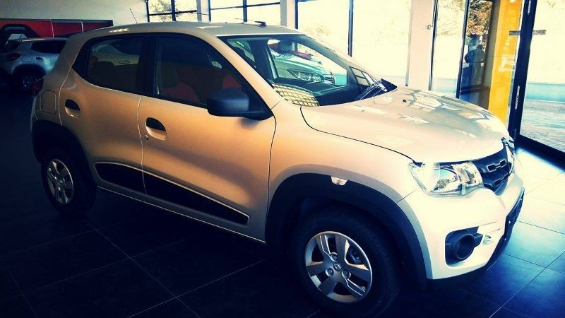used renault kwid 1 0 expression 5 door for sale in western cape id 1942528. Black Bedroom Furniture Sets. Home Design Ideas
