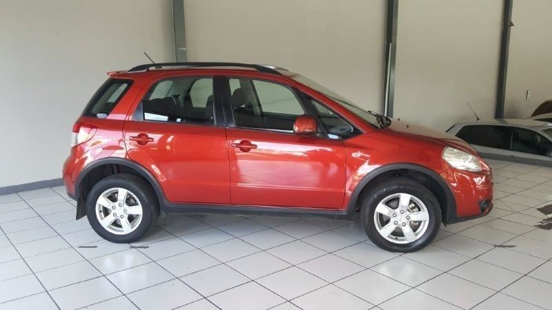 used suzuki sx4 2 0 awd for sale in free state. Black Bedroom Furniture Sets. Home Design Ideas