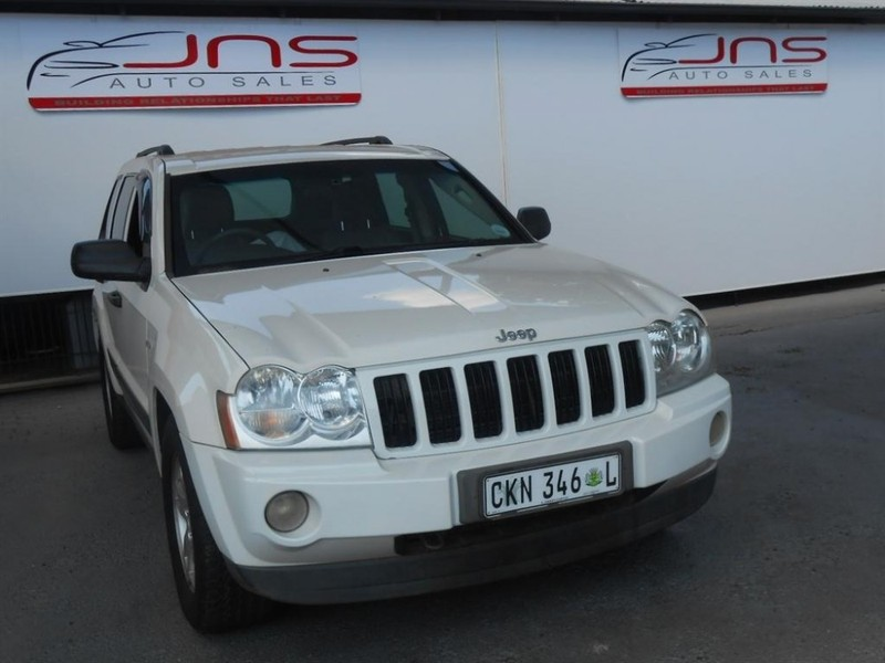 used jeep grand cherokee 3 0 crd laredo for sale in gauteng id 1942592. Black Bedroom Furniture Sets. Home Design Ideas