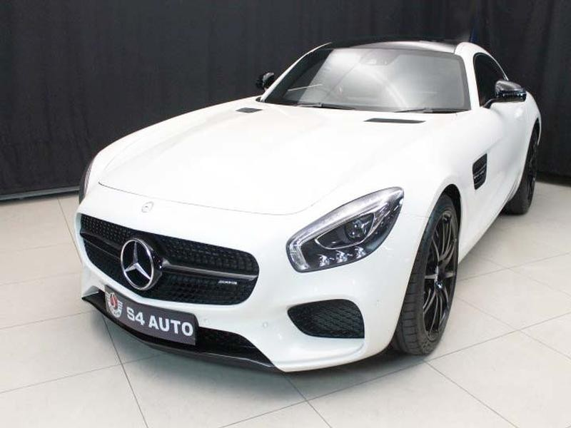 Used mercedes benz amg gt 4 0 v8 coupe for sale in gauteng for Used mercedes benz amg gt for sale