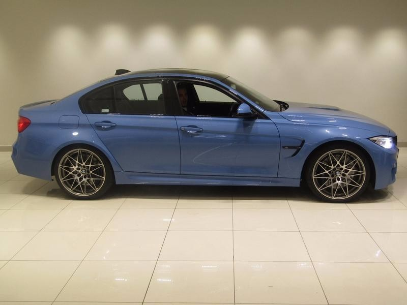 used bmw m3 2016 bmw m3 mdct competition for sale in gauteng id 1943437. Black Bedroom Furniture Sets. Home Design Ideas