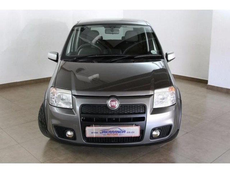 used fiat panda 1 4 sport hp100 for sale in gauteng id 1944189. Black Bedroom Furniture Sets. Home Design Ideas