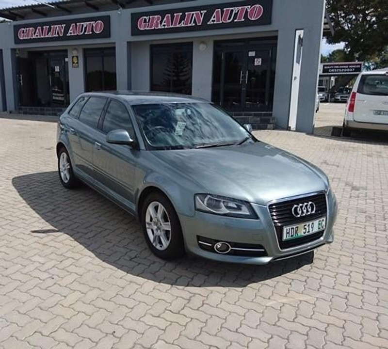 Used Audi A3 1.4 Tfsi Sportback Attraction For Sale In