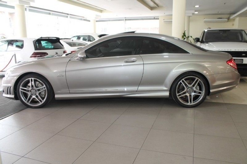 Used mercedes benz cl class cl 65 amg for sale in kwazulu for Mercedes benz cl class for sale