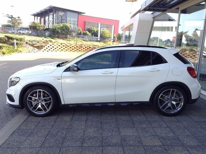 Used mercedes benz gla class amg gla 45 4matic for sale in for Mercedes benz gla 45 amg for sale