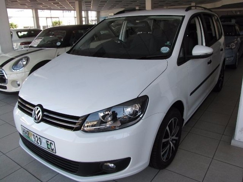 used volkswagen touran touran 2 0l tdi 7 seater for sale in eastern cape id 1945149. Black Bedroom Furniture Sets. Home Design Ideas