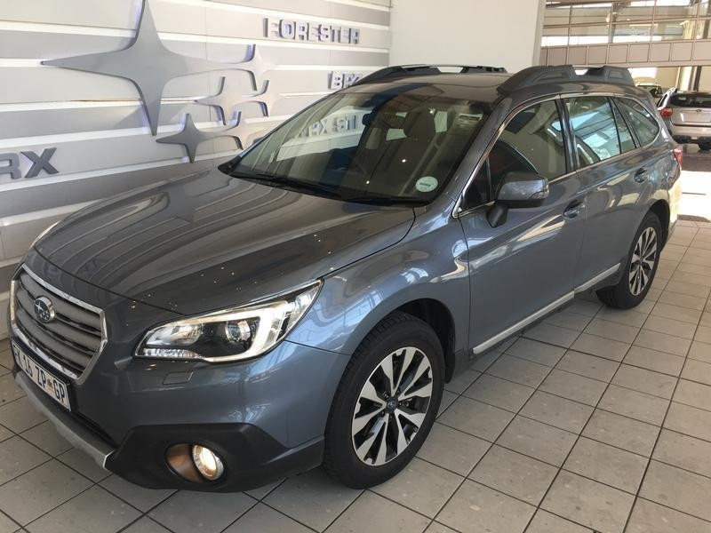 used subaru outback 3 6 r s cvt for sale in gauteng id 1945670. Black Bedroom Furniture Sets. Home Design Ideas