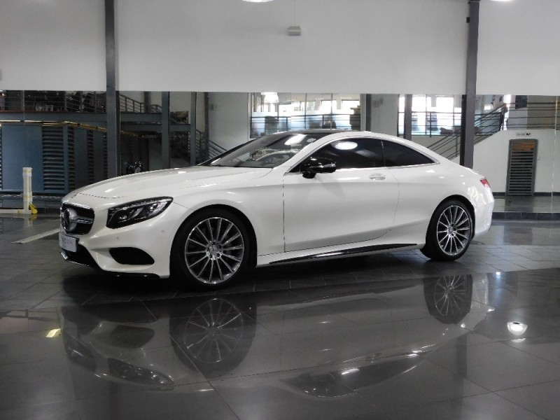 used mercedes benz s class s 500 coupe for sale in gauteng