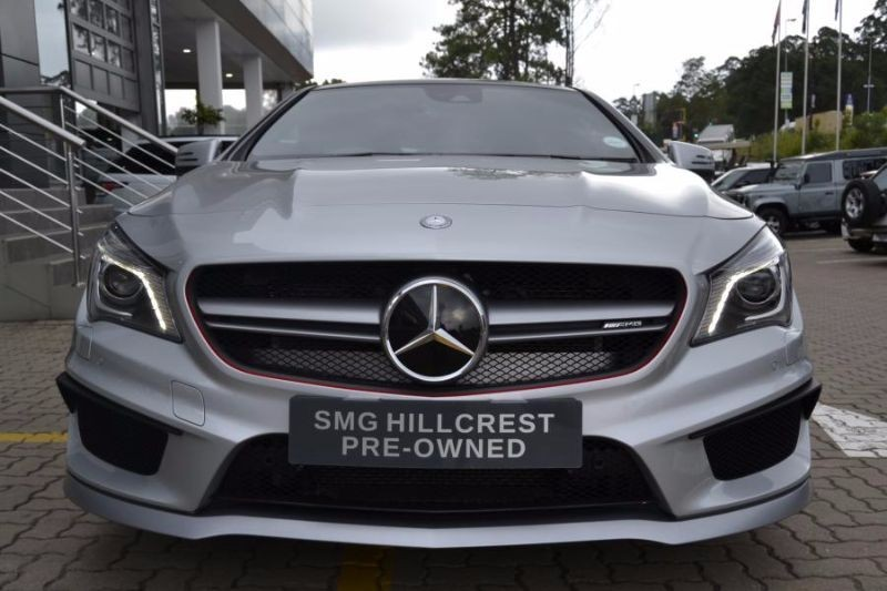 used mercedes benz cla class dla 45 amg 4 matic for sale in kwazulu natal id 1946173. Black Bedroom Furniture Sets. Home Design Ideas