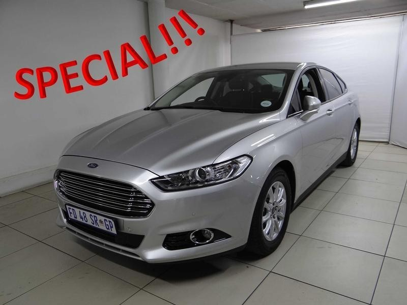 used ford fusion 1 5 ecoboost trend auto for sale in gauteng id 1946581. Black Bedroom Furniture Sets. Home Design Ideas