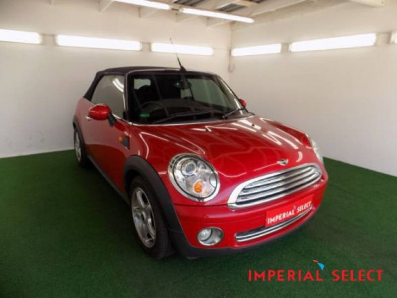 used mini cooper s convertible for sale in gauteng id 1946952. Black Bedroom Furniture Sets. Home Design Ideas