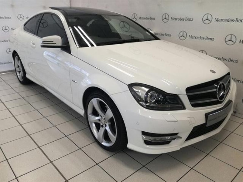 Used mercedes benz c class c180 be coupe a t for sale in for Mercedes benz claremont