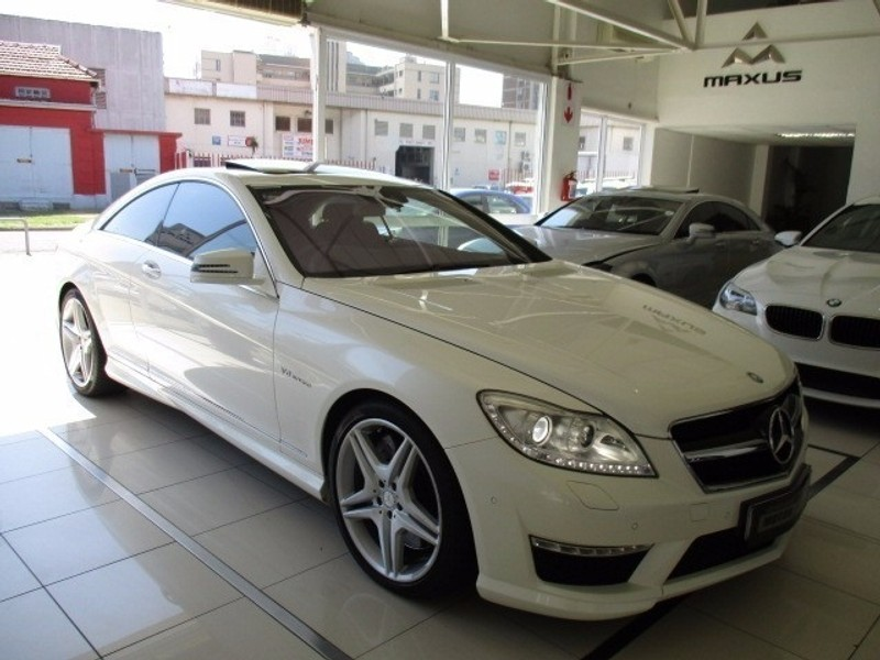 used mercedes benz cl class cl 63 amg for sale in kwazulu. Black Bedroom Furniture Sets. Home Design Ideas