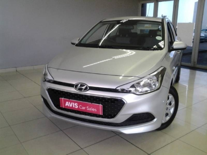 used hyundai i20 1 2 motion for sale in kwazulu natal id 1947517. Black Bedroom Furniture Sets. Home Design Ideas