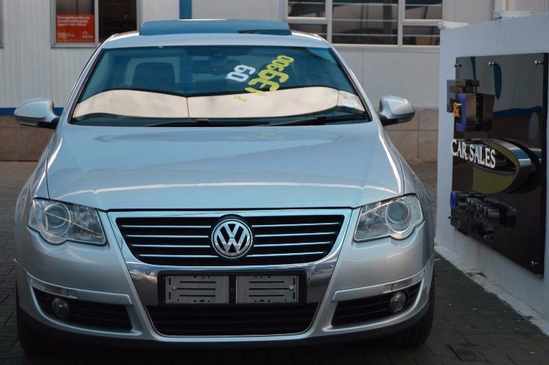 Used Volkswagen Passat 2 0 Tdi Highline Dsg For Sale In