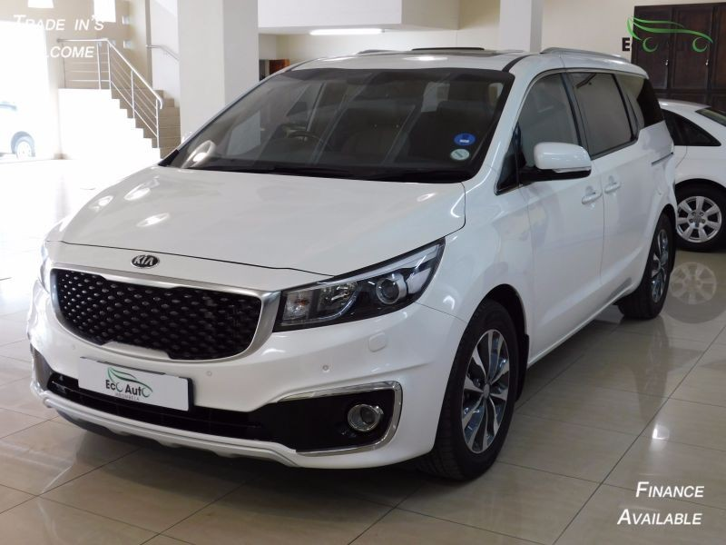 used kia sedona 2 2d sxl auto for sale in gauteng cars. Black Bedroom Furniture Sets. Home Design Ideas