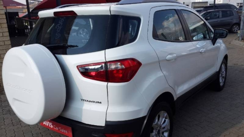 used ford ecosport 1 5tivct titanium auto for sale in gauteng id 1947880. Black Bedroom Furniture Sets. Home Design Ideas