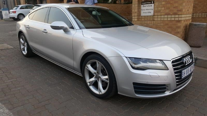 used audi a7 sportback 3 0tdi quattro stronic for sale in gauteng id 1947982. Black Bedroom Furniture Sets. Home Design Ideas