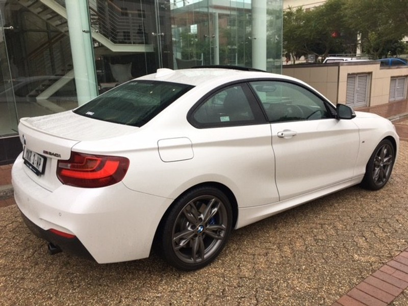 used bmw m2 m240i auto for sale in western cape id 1948967. Black Bedroom Furniture Sets. Home Design Ideas