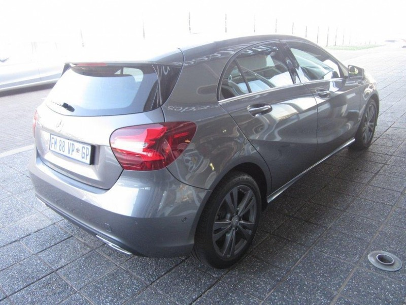 used mercedes benz a class a 220d style auto for sale in gauteng id 1949681. Black Bedroom Furniture Sets. Home Design Ideas