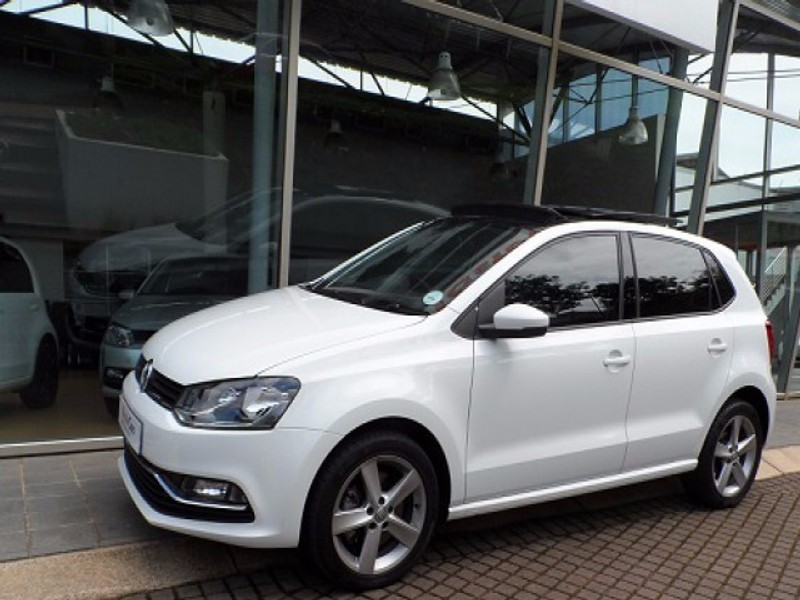used volkswagen polo 1 2 tsi highline dsg 81kw for sale in kwazulu natal id 1950345. Black Bedroom Furniture Sets. Home Design Ideas
