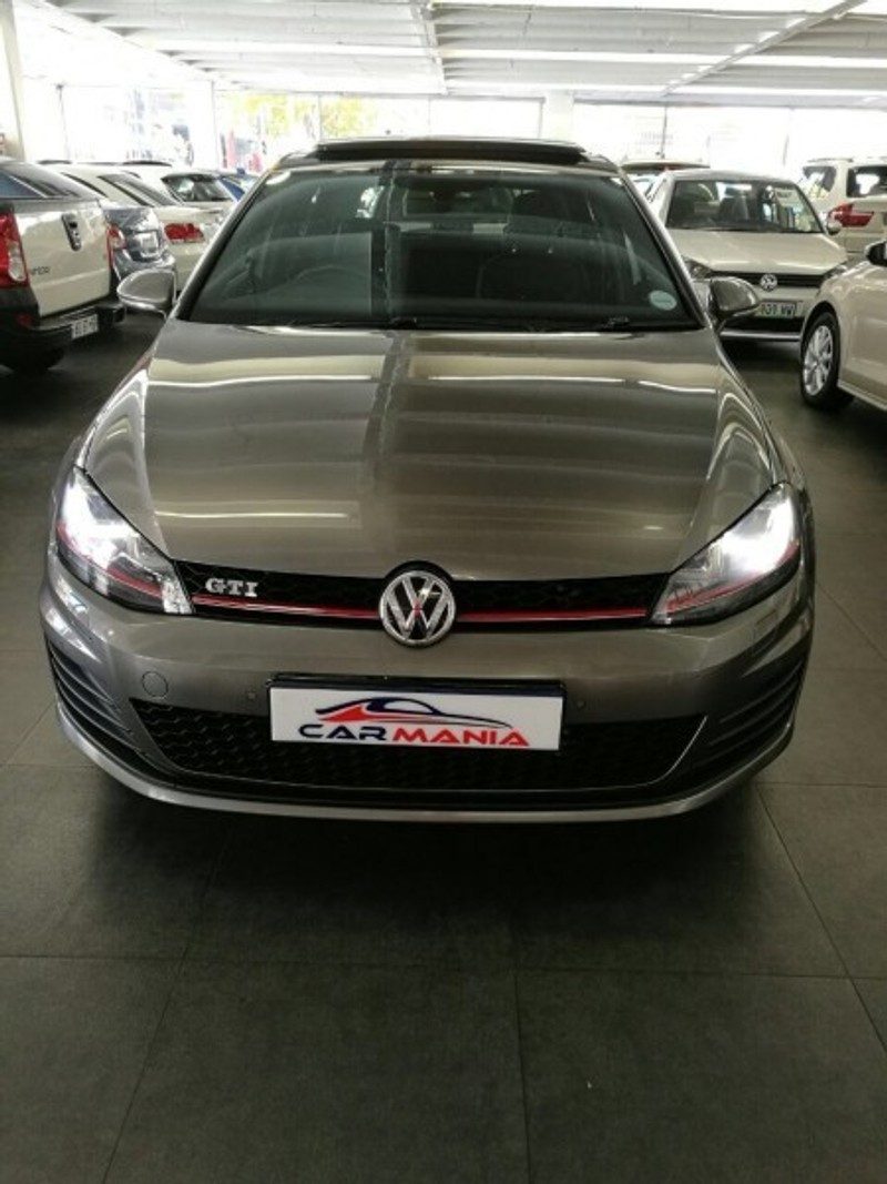 used volkswagen golf vii gti 2 0 tsi dsg for sale in gauteng id 1951273. Black Bedroom Furniture Sets. Home Design Ideas
