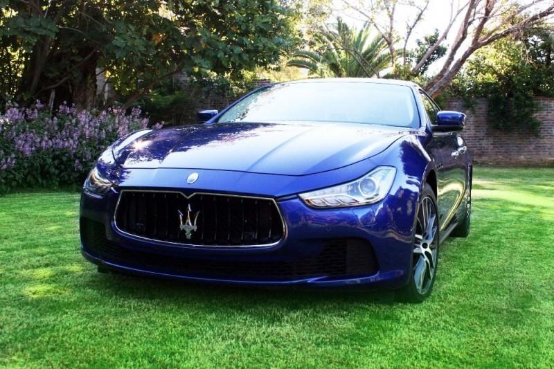 Used Maserati Ghibli 3.0 V6 BiTurbo Diesel for sale in ...
