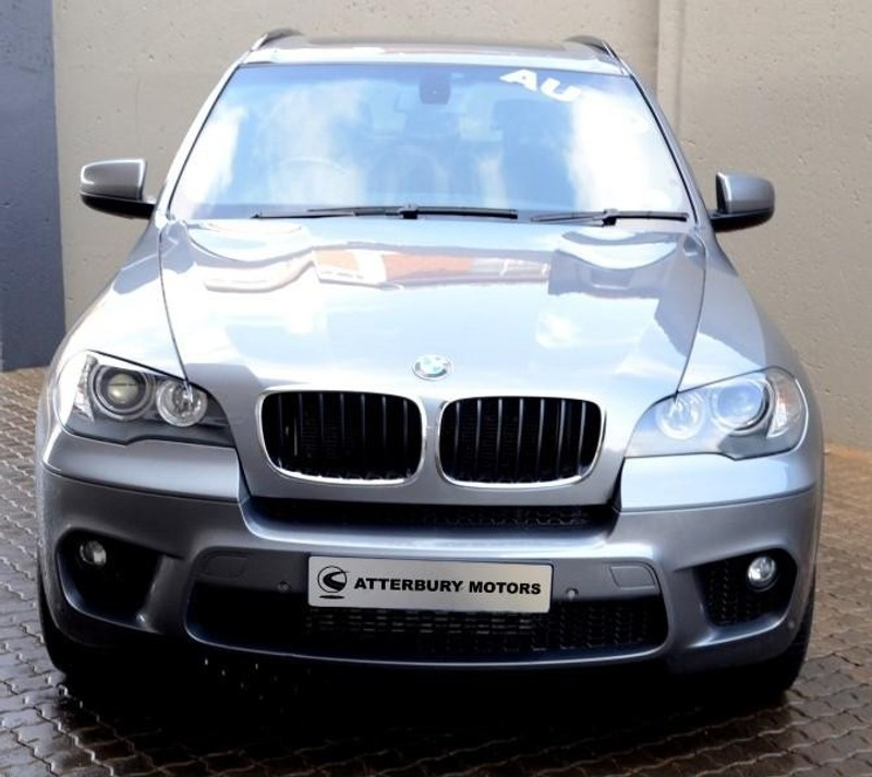 Used BMW X5 Xdrive30d M-sport A/t For Sale In Gauteng