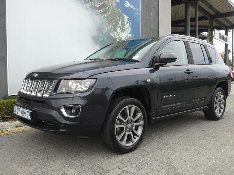 used jeep compass 2 0 cvt ltd for sale in western cape id 1955279. Black Bedroom Furniture Sets. Home Design Ideas