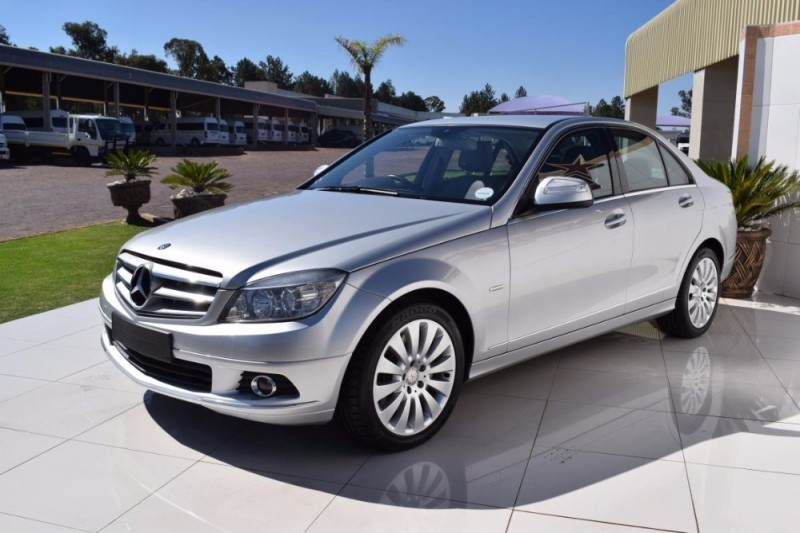 Used mercedes benz c class c350 elegance a t for sale in for 2007 mercedes benz c350