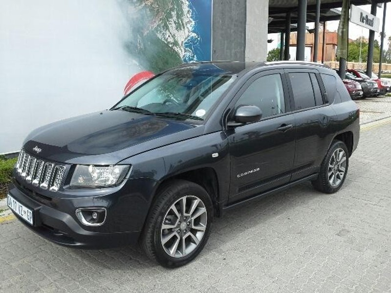 used jeep compass 2 0 cvt ltd for sale in western cape id 1956053. Black Bedroom Furniture Sets. Home Design Ideas