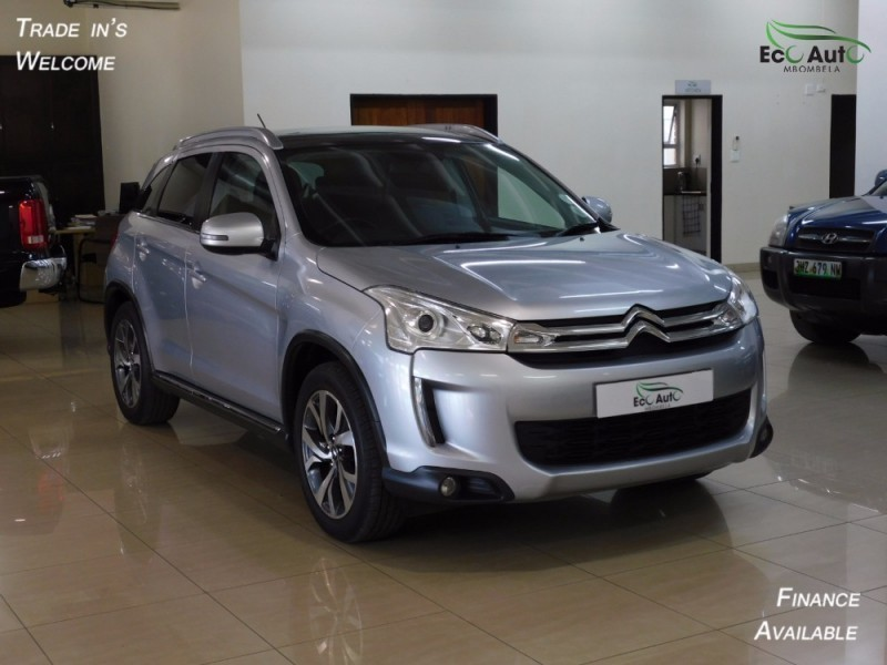 used citroen c4 aircross 2 0 exclusive awd a t for sale in. Black Bedroom Furniture Sets. Home Design Ideas