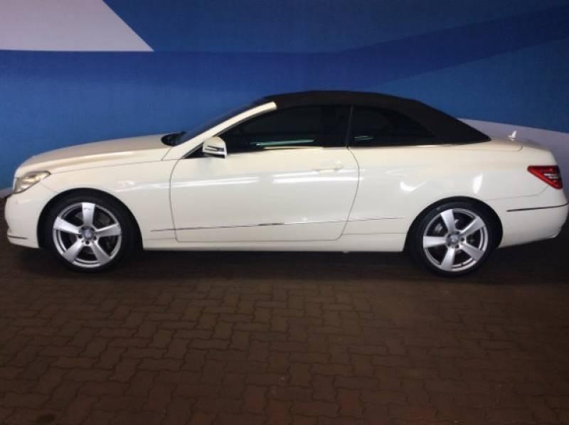 Used mercedes benz e class e 500 cabriolet for sale in for Mercedes benz e class 2011 for sale