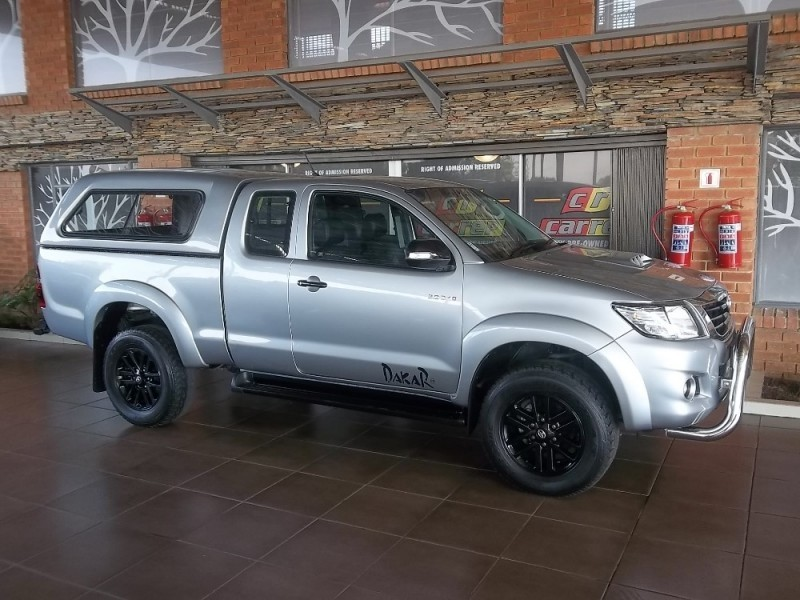 used toyota hilux 30 d4d xtra cab dakar for sale in gauteng id 1958965. Black Bedroom Furniture Sets. Home Design Ideas
